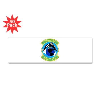 HHS464 - M01 - 01 - SSI - Heavy Helicopter Squadron 464 Sticker (Bumper 50 pk)