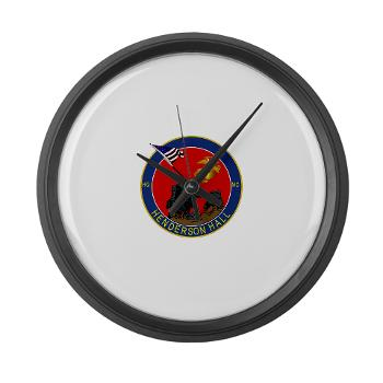 HH - M01 - 03 - Henderson Hall - Large Wall Clock