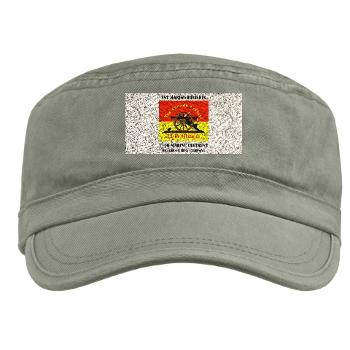 HQC11M - A01 - 01 - HQ Coy - 11th Marines with Text Military Cap