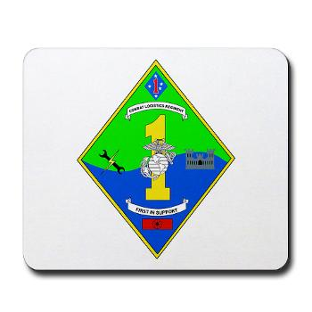 HQCCLR1 - A01 - 01 - HQ Coy - Combat Logistics Regiment 1 - Mousepad