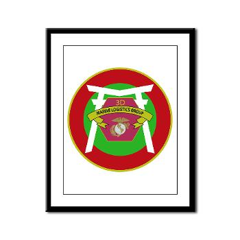 HSB - M01 - 02 - Headquarters and Service Battalion Framed Panel Print