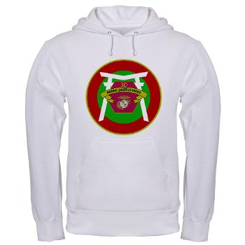 HSB - A01 - 03 - Headquarters and Service Battalion Hooded Sweatshirt