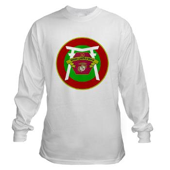 HSB - A01 - 03 - Headquarters and Service Battalion Long Sleeve T-Shirt