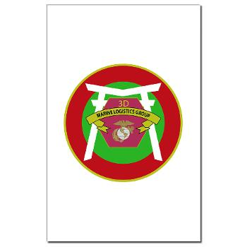 HSB - M01 - 02 - Headquarters and Service Battalion Mini Poster Print