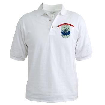 HSC - A01 - 01 - Headquarters and Services Company - Golf Shirt