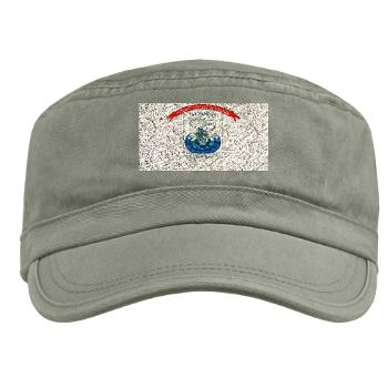 HSC - A01 - 01 - Headquarters and Services Company - Military Cap