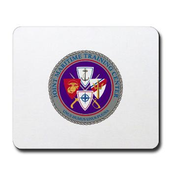 JMTC - M01 - 03 - Joint Maritime Training Center (USCG) - Mousepad
