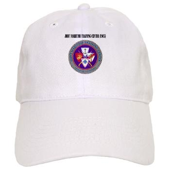 JMTC - A01 - 01 - Joint Maritime Training Center (USCG) with Text - Cap