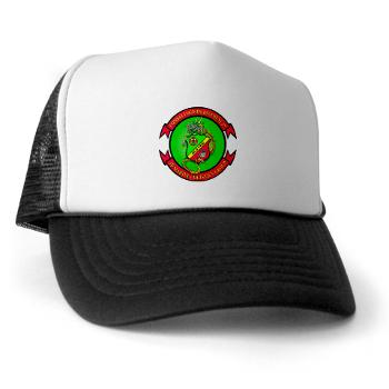 LSC - A01 - 02 - Landing support company Trucker Hat