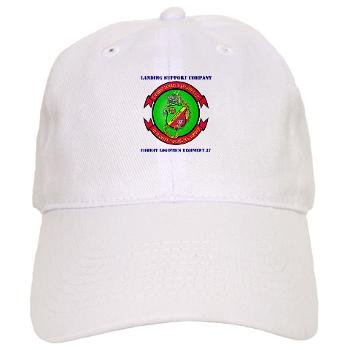 LSC - A01 - 01 - Landing support company with Text Cap