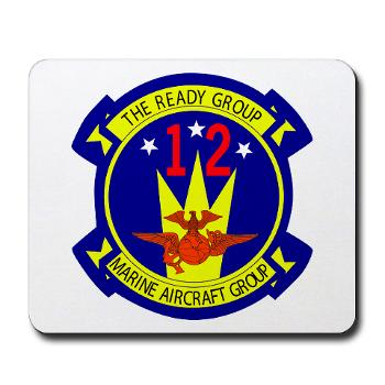 MAG12 - M01 - 03 - Marine Aircraft Group 12 Mousepad