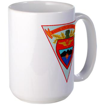 MAG24 - M01 - 03 - DUI - Marine Aircraft Group 24 - Large Mug