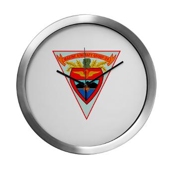MAG24 - M01 - 03 - DUI - Marine Aircraft Group 24 - Modern Wall Clock