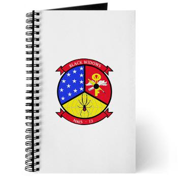 MALS13 - A01 - 01 - USMC - Marine Aviation Logistics Squadron 13 - Journal