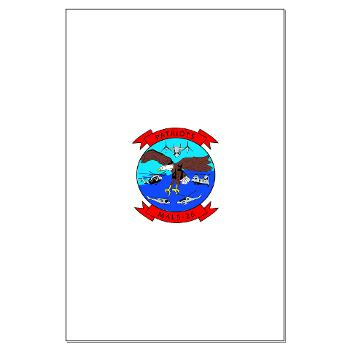 MALS26O - M01 - 02 - Marine Aviation Logistics Squadron 26-OLD (MALS-26) - Large Poster