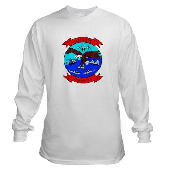 MALS26O - A01 - 03 - Marine Aviation Logistics Squadron 26-OLD (MALS-26) - Long Sleeve T-Shirt