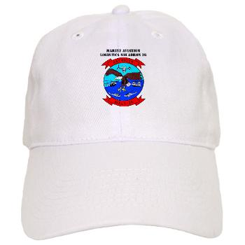 MALS26O - A01 - 01 - Marine Aviation Logistics Squadron 26-OLD (MALS-26) with text - Cap