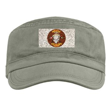 MALS40 - A01 - 01 - Marine Aviation Logistics Squadron 40 (MALS-40) Military Cap