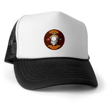 MALS40 - A01 - 02 - Marine Aviation Logistics Squadron 40 (MALS-40) Trucker Hat