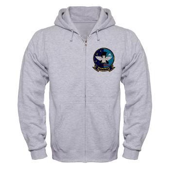 MAS513 - A01 - 03 - Marine Attack Squadron 513 - Zip Hoodie