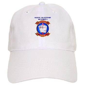 MASS2 - A01 - 01 - Marine Air Support Squadron 2 with Text Cap