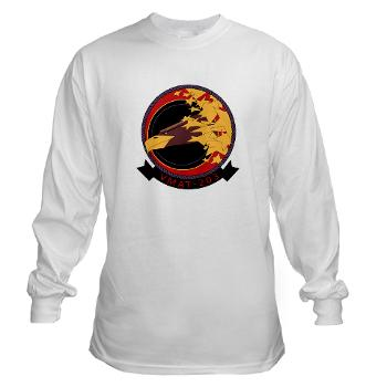 MATS203 - A01 - 03 - Marine Attack Training Squadron 203 (VMAT-203) - Long Sleeve T-Shirt