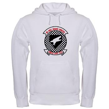MAWFAS553 - A01 - 03 - Marine All Weather Fighter Attack Squadron 553 (VMFA(AW)-553) - Hooded Sweatshirt