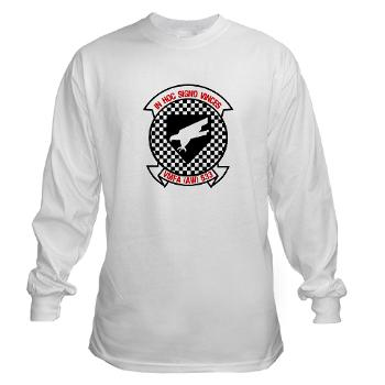 MAWFAS553 - A01 - 03 - Marine All Weather Fighter Attack Squadron 553 (VMFA(AW)-553) - Long Sleeve T-Shirt