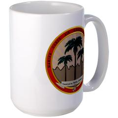 MCAGCCTP - M01 - 03 - Marine Corps Air Ground Combat Center Twentynine Palms - Large Mug