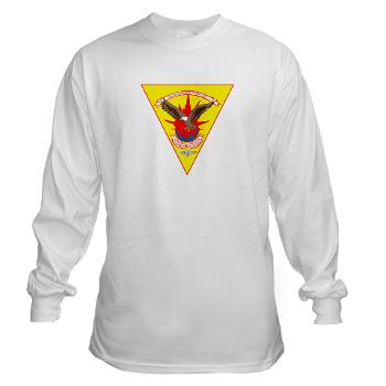 MCASCP - A01 - 03 - Marine Corps Air Station Cherry Point - Long Sleeve T-Shirt