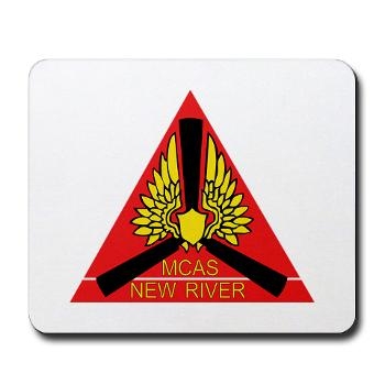 MCASNR - M01 - 03 - Marine Corps Air Station New River - Mousepad