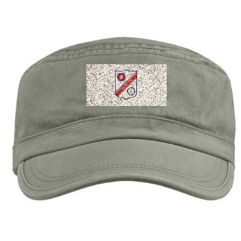 MCESG - A01 - 01 - Marine Corps Embassy Security Group - Military Cap
