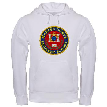 MCES - A01 - 03 - Marine Corps Engineer School - Hooded Sweatshirt
