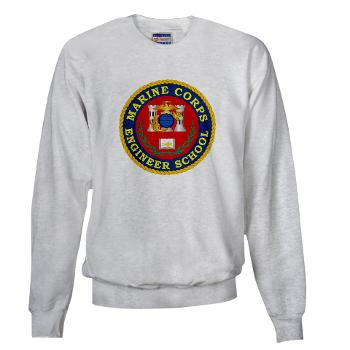 MCES - A01 - 03 - Marine Corps Engineer School - Sweatshirt