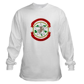 MCIE - A01 - 03 - Marine Corps Installations East - Long Sleeve T-Shirt