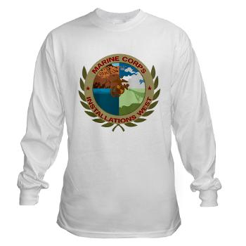 MCIW - A01 - 03 - Marine Corps Installations West - Long Sleeve T-Shirt