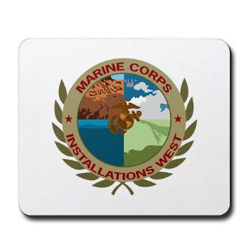 MCIW - M01 - 03 - Marine Corps Installations West - Mousepad