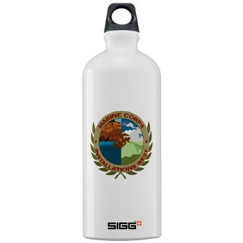 MCIW - M01 - 03 - Marine Corps Installations West - Sigg Water Bottle 1.0L