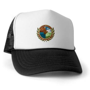 MCIW - A01 - 02 - Marine Corps Installations West - Trucker Hat