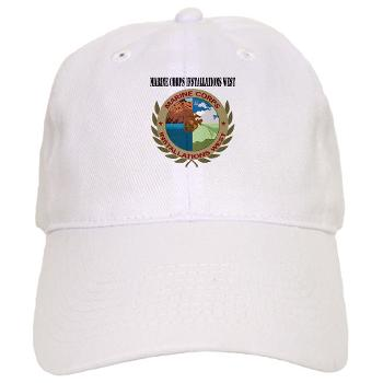 MCIW - A01 - 01 - Marine Corps Installations West with Text - Cap