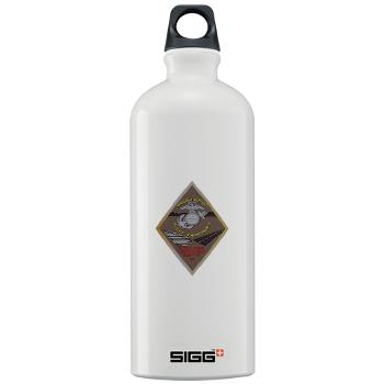 MCLBB - M01 - 03 - Marine Corps Logistics Base Barstow - Sigg Water Bottle 1.0L