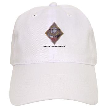 MCLBB - A01 - 01 - Marine Corps Logistics Base Barstow with Text - Cap