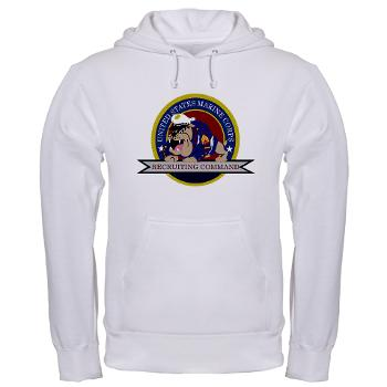 MCRC - A01 - 03 - Marine Corps Recruiting Command - Hooded Sweatshirt