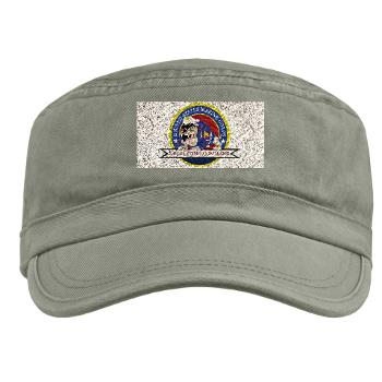 MCRC - A01 - 01 - Marine Corps Recruiting Command - Military Cap