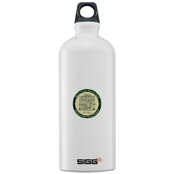 MCRDSD - M01 - 03 - Marine Corps Recruit Depot San Diego - Sigg Water Bottle 1.0L