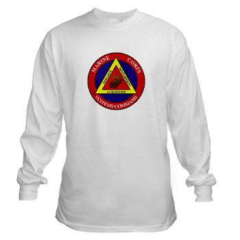 Marine Corps Systems Command - Long Sleeve T-Shirt