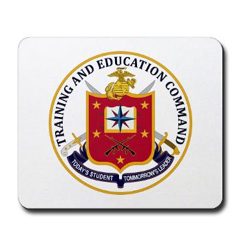 MCTEC - M01 - 03 - Marine Corps Training and Education Command - Mousepad