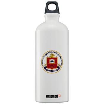 MCTEC - M01 - 03 - Marine Corps Training and Education Command - Sigg Water Bottle 1.0L