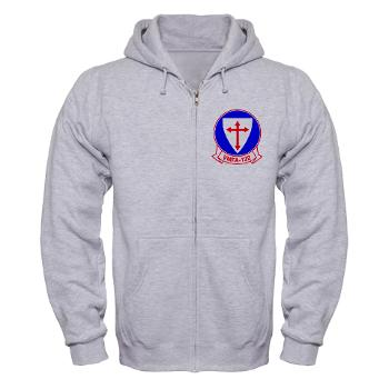 MFAS122 - A01 - 03 - Marine Fighter Attack Squadron 122 - Zip Hoodie