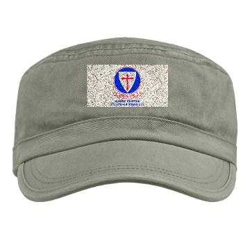 MFAS122 - A01 - 01 - Marine Fighter Attack Squadron 122 with text - Military Cap